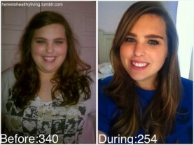 Weight Loss before and after pics 4