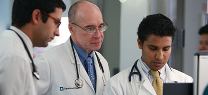 Cleveland Clinic doctors